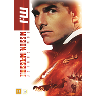 Mission: Impossible 1 (DVD)