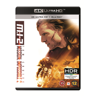 Produktbilde for Mission: Impossible 2 (4K Ultra HD + Blu-ray)