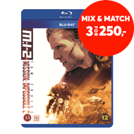 Produktbilde for Mission: Impossible 2 (BLU-RAY)