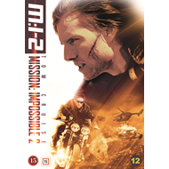 Produktbilde for Mission: Impossible 2 (DVD)