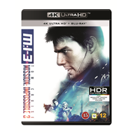 Mission: Impossible 3 (4K Ultra HD + Blu-ray)