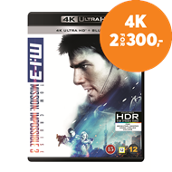 Produktbilde for Mission: Impossible 3 (4K Ultra HD + Blu-ray)