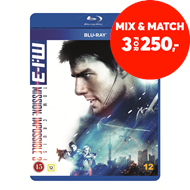 Produktbilde for Mission: Impossible 3 (BLU-RAY)