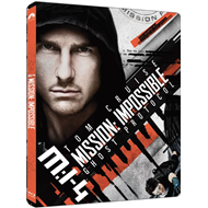 Mission: Impossible - Ghost Protocol: Limited Steelbook Edition (BLU-RAY)