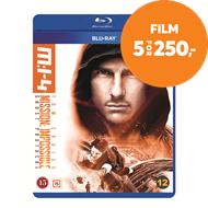 Produktbilde for Mission: Impossible - Ghost Protocol (BLU-RAY)