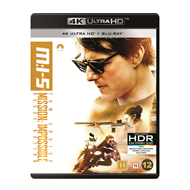 Produktbilde for Mission: Impossible - Rogue Nation (4K Ultra HD + Blu-ray)