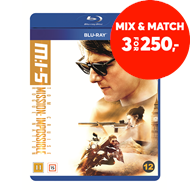 Produktbilde for Mission: Impossible - Rogue Nation (BLU-RAY)