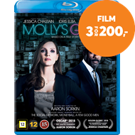 Produktbilde for Molly's Game (BLU-RAY)