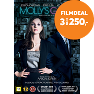 Produktbilde for Molly's Game (DVD)