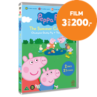 Peppa Gris - The Summer Collection (DVD)