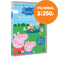 Produktbilde for Peppa Gris - The Summer Collection (DVD)