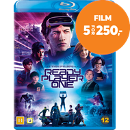 Produktbilde for Ready Player One (BLU-RAY)