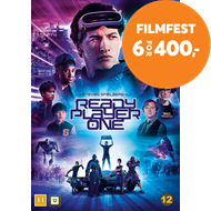Produktbilde for Ready Player One (DVD)