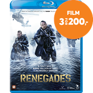Produktbilde for Renegades (BLU-RAY)