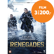 Produktbilde for Renegades (DVD)