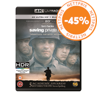 Produktbilde for Saving Private Ryan (4K Ultra HD + Blu-ray)