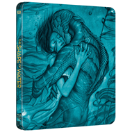 The Shape Of Water - Limited Steelbook Edition (BLU-RAY)