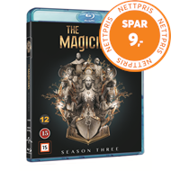 Produktbilde for The Magicians - Sesong 3 (BLU-RAY)