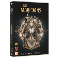 The Magicians - Sesong 3 (DVD)