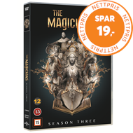 Produktbilde for The Magicians - Sesong 3 (DVD)