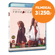 Produktbilde for Thoroughbreds (BLU-RAY)