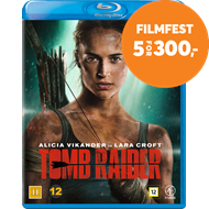 Produktbilde for Tomb Raider (2018) (BLU-RAY)