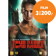 Tomb Raider (2018) (DVD)