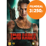 Produktbilde for Tomb Raider (2018) (DVD)