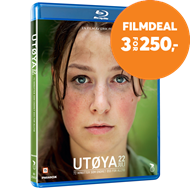 Produktbilde for Utøya 22. Juli (BLU-RAY)