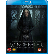 Winchester: House Of Ghosts (BLU-RAY)