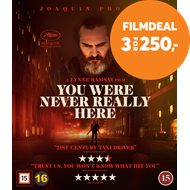 Produktbilde for You Were Never Really Here (BLU-RAY)