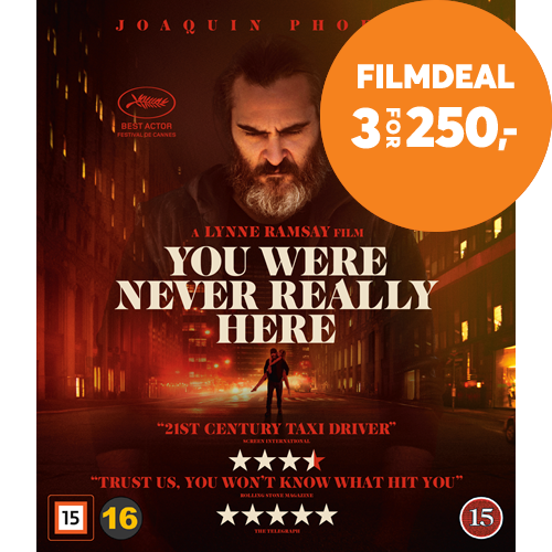 You Were Never Really Here (BLU-RAY)