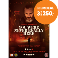 Produktbilde for You Were Never Really Here (DVD)