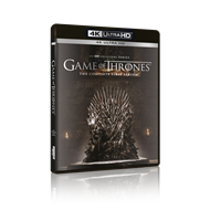 Game Of Thrones - Sesong 1 (4K Ultra HD + Blu-ray)
