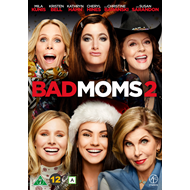 Bad Moms 2 - A Bad Moms Christmas (DVD)