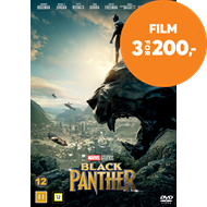 Produktbilde for Black Panther (DVD)