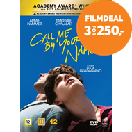 Produktbilde for Call Me By Your Name (DVD)