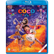 Produktbilde for Coco (BLU-RAY)
