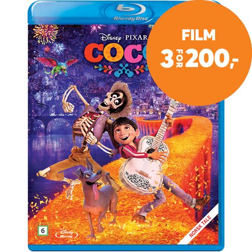 3d4154390 Coco (BLU-RAY)