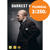 Produktbilde for Darkest Hour (DVD)