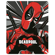 Deadpool - Limited 2-Year Anniversary Steelbook Edition (BLU-RAY)
