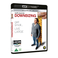 Downsizing (4K Ultra HD + Blu-ray)
