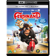 Ferdinand (4K Ultra HD + Blu-ray)