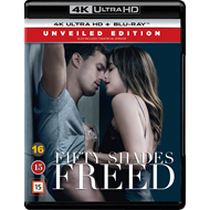 Fifty Shades Of Grey 3 - Fifty Shades Freed (4K Ultra HD + Blu-ray)