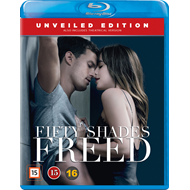 Fifty Shades Of Grey 3 - Fifty Shades Freed (BLU-RAY)