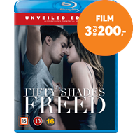 Produktbilde for Fifty Shades Of Grey 3 - Fifty Shades Freed (BLU-RAY)
