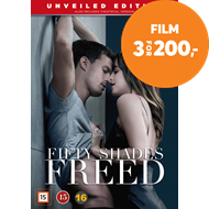 Produktbilde for Fifty Shades Of Grey 3 - Fifty Shades Freed (DVD)