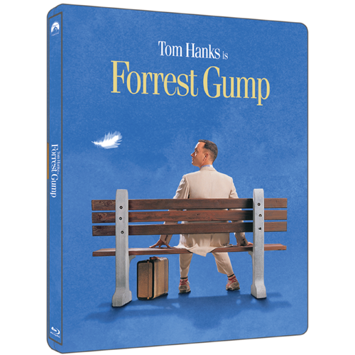 Forrest Gump - Limited Steelbook Edition (BLU-RAY)