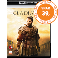 Gladiator (4K Ultra HD + Blu-ray)