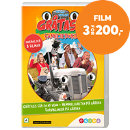 Produktbilde for Gråtass - Familieboks (DVD)